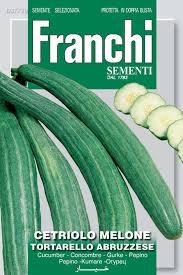 italian seed packet
